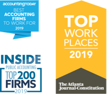 accounting today best accounting firms to work for 2019, inside public accounting top 200 firms 2019, top places to work 2019 the atlanta journal constitution