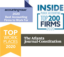 accounting today best accounting firms to work for 2020, inside public accounting top 200 firms 2020, top places to work 2020 the atlanta journal constitution