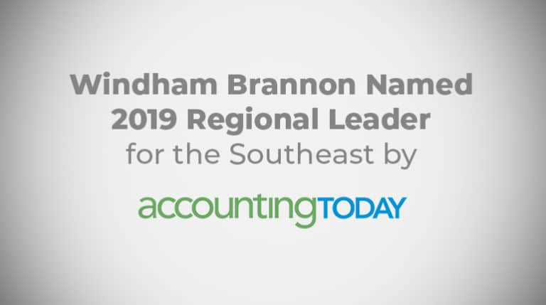 windham brannon 2019 regional leader for southeast