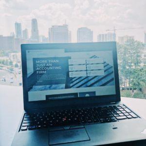 New Firm Website