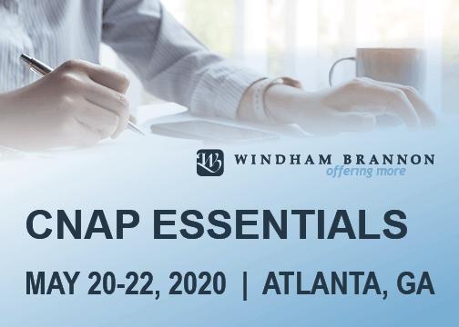 CNAP Atlanta Training Course