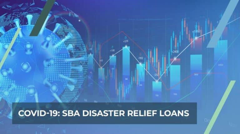 COVID-19 SBA Disaster Relief Loan information